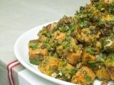 roasted sweet potato with pecan andmaple