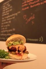 Burger Friday!!! 22 AugustMenu