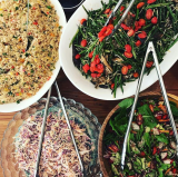 Tues 19 March menu